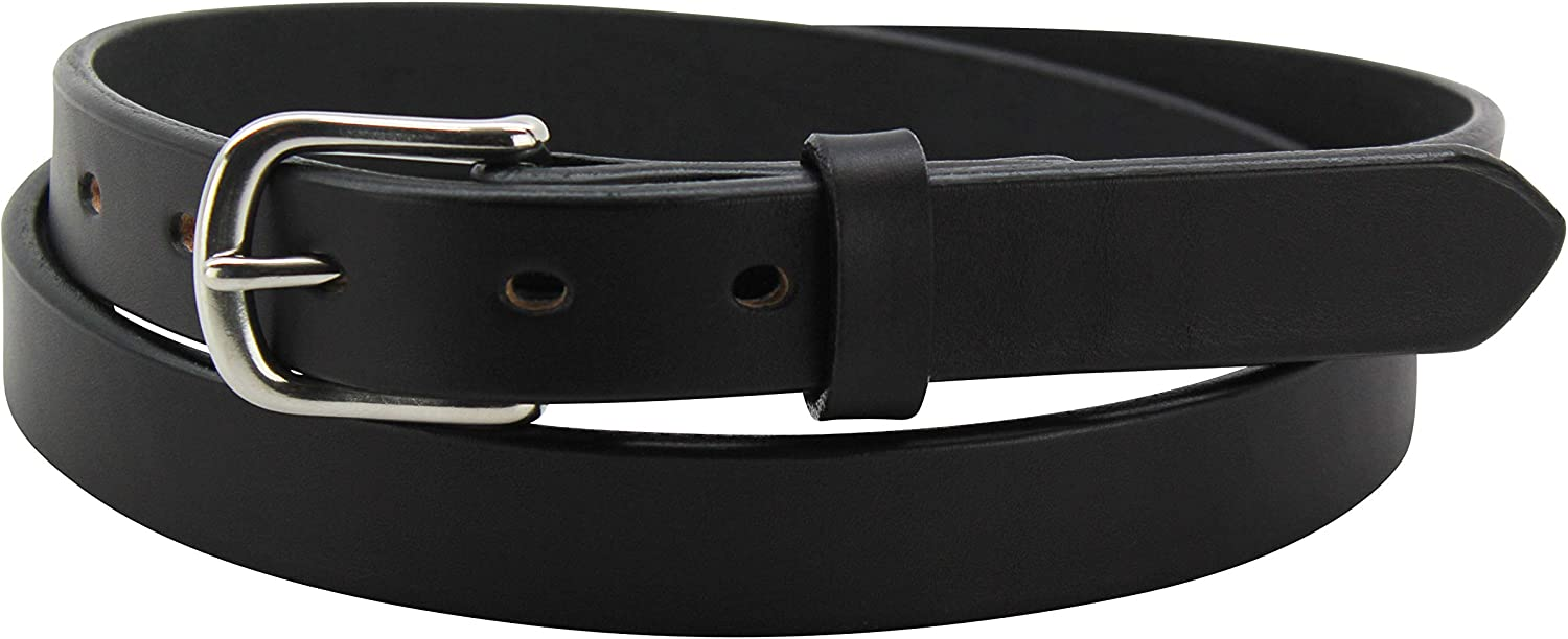 Men's Leather Belt -Non El Paso Mall Max 51% OFF Stitched Premium Adjustable Belts Made -
