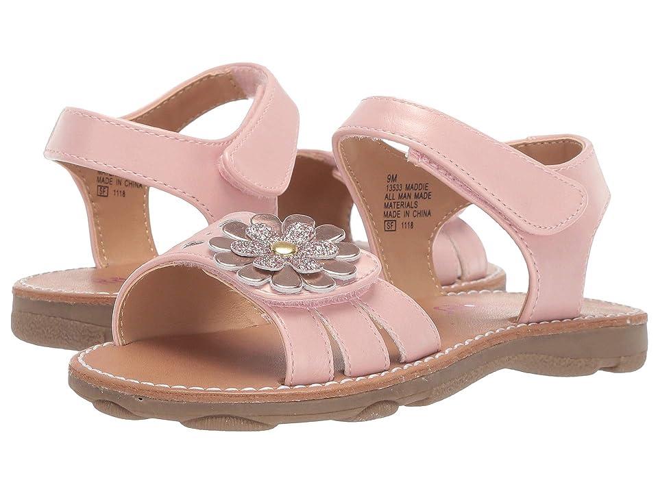 Rachel Kids Maddie (Toddler/Little Kid) (Blush Pink) Girl