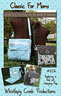 Whistlepig Creek Productions Classic for Mom Pattern for Crafts