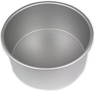PME - Moule à Gâteau Rond en Aluminium Anodisé, 203mmx 76mm de Profondeur