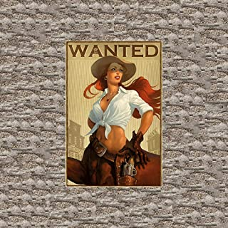 Best wild west pin up Reviews