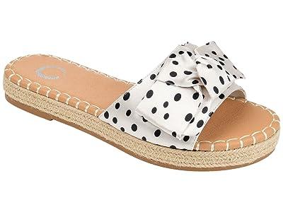 Journee Collection Comfort Foam Evva Sandal