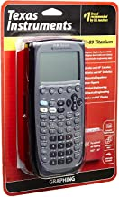 Texas Instrument Ti 89 Titanium Programmable Graphing Calculator (Renewed) photo