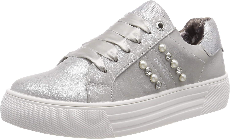 Dockers by Gerli Women's 42bm222-680550 Low-Top Sneakers