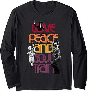 Soul Boogie Dance Love Train  Long Sleeve T-Shirt