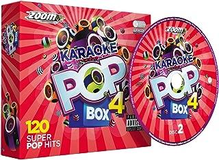 Zoom Karaoke Pop Box 4
