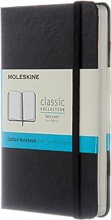 モレスキン ノート クラシック ハード ドット方眼 ポケット ブラック MM713