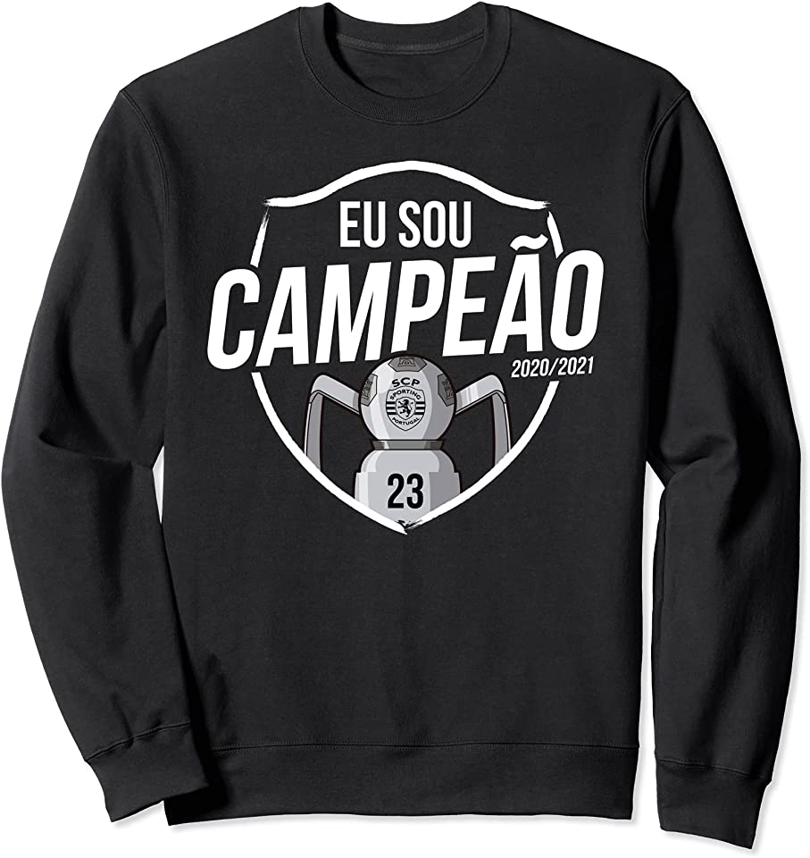 SCP Champion 2020/2021 Sweatshirt