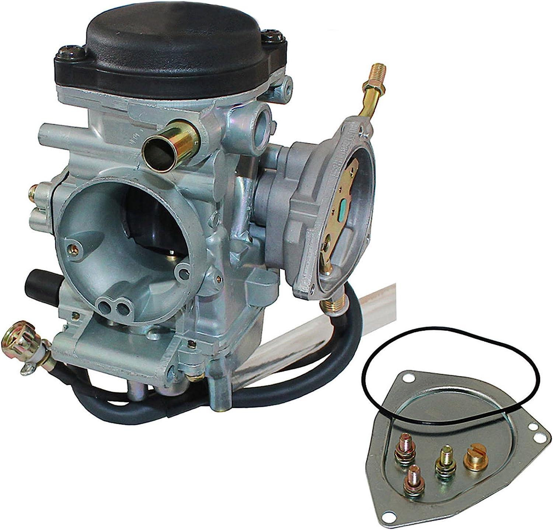 PROCOMPANY Carburetor for Yamaha Wolverine Quad Super sale period limited 70% OFF Outlet 2006 2x4 350 ATV