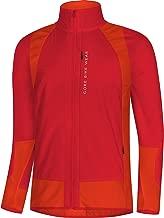 GORE BIKE WEAR Men's Mountain Bike Jacket, Waterproof, GORE-TEX Active, POWER TRAIL, Size M, Red, JGPOTR