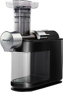 Philips Slowjuicer Avance Collection - Eenvoudig schoon te maken - 2 Verschillende sapdiktes - Tot 90% sap-extractie - HR1...