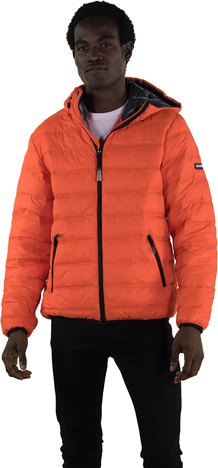Members Only Men's Zip Front Jacket Hood with Puffer Sale price Sales of SALE items from new works