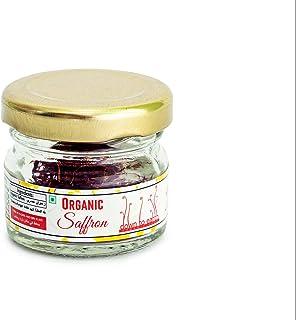 Organic Saffron 1g