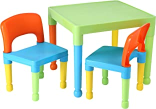 Tavoli Sedie Plastica Marca.Amazon It Tavolini Per Bambini