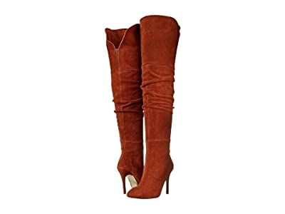 Kristin Cavallari Calissa Over the Knee Slouch Boot Women