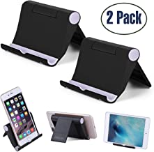 Cell Phone Stand Multi-Angle,【2 Pack】 Tablet Stand Universal Smartphones for Holder Tablets(6-11