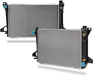 CU1452 Complete Radiator Replacement for Ford Bronco F-150 F-250 F-350 L6 4.9L