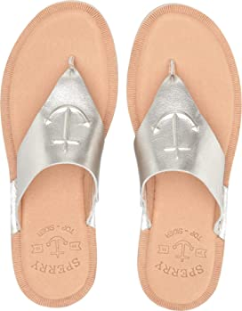 2e4d083bdcc Sperry Adriatic Thong Skip Lace Leather at Zappos.com