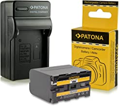 3in1 Ladegerät + Akku NP-F970 NPF970 für Sony Camcorder Sony CCD-TR Series   CCD-TRV Series   Sony DCR-TR Series   Sony DCS-CD   Sony MVC-FD Series und weitere…
