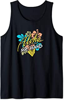 Aloha Mr. Hand THE ORIGINAL Tank Top