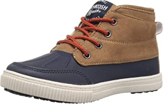 OshKosh B'Gosh Boys' RAFFERT Ankle Boot Navy 3 M US Little Kid