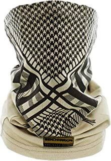 BENCHMARK FR Flame Resistant Face Mask Neck Gaiter, One Size, Soft FRC