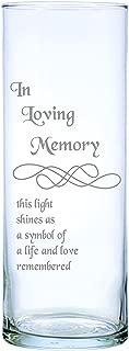 Best memorial glass vase Reviews
