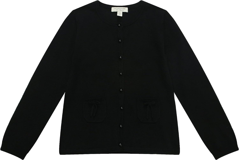 Richie House Little Girls' Knitted Cardigan RH0699
