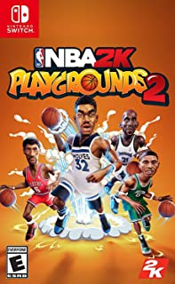 NBA 2K Playgrounds 2 (輸入版:北米) - Switch