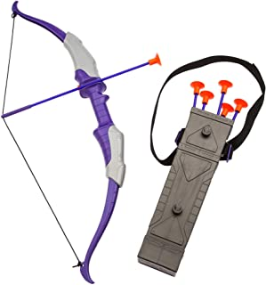 Marvel Hawkeye Deluxe Quiver, Bow and Arrow Set Multi