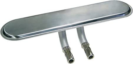 Grill Zone Z201-0236 Small Stainless Steel Dual Bar Burner