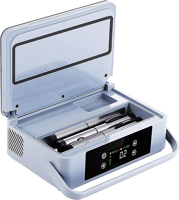 WDAA Insulin Cooler Refrigerated Box Houston Mall Dallas Mall Coole Drug Reefer 2-8℃
