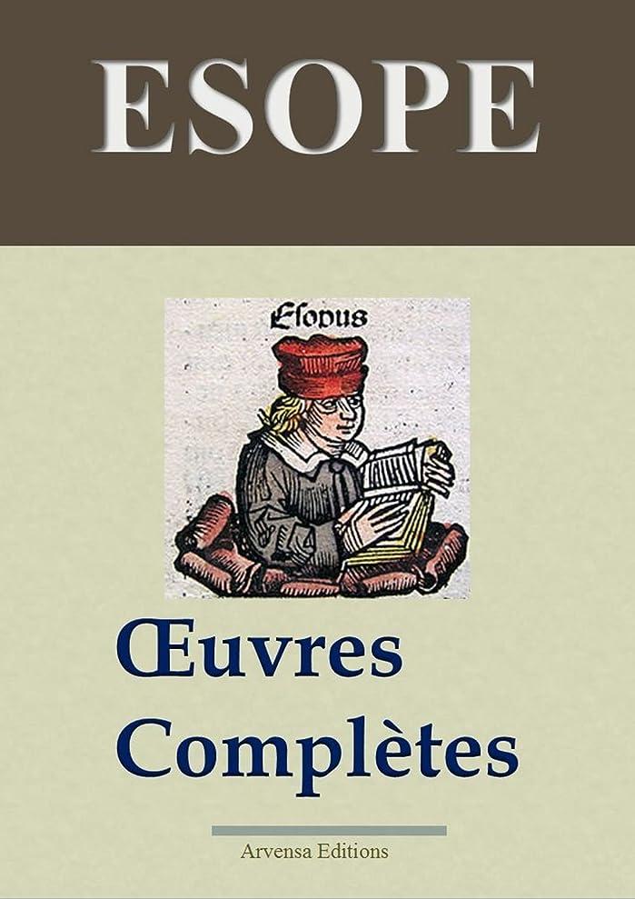 驚くばかりトレーダー死Esope: Oeuvres complètes: Les 358 fables et annexes (French Edition)