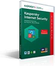 Kaspersky Lab Internet Security 2017 - 3 Device/1 Year/[Key Code] (includes 2015 Award)