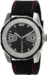 Economy 2013 Analog Black Dial Men's Watch -NK3099SP04