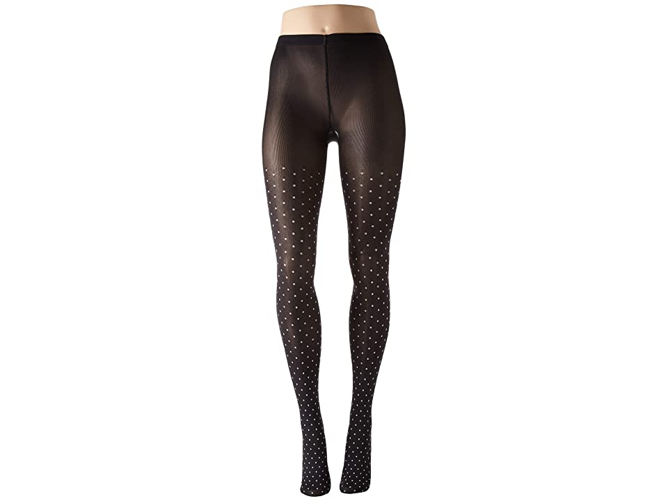 Wolford Beatrice Tights (Black/White) Hose