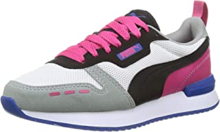 PUMA R78, Baskets Mixte Adulte