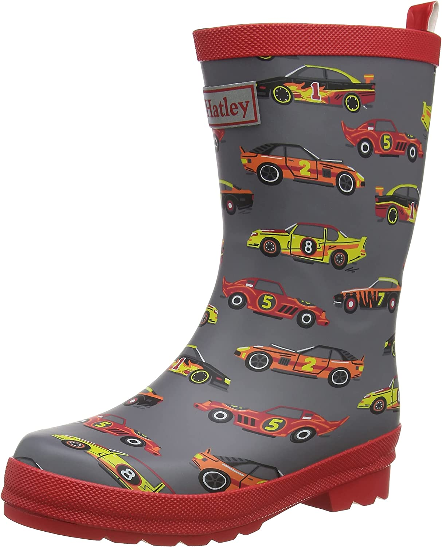 Fashionable Super sale period limited Hatley Unisex-Child Boot Rain