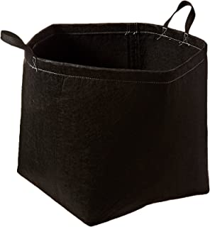 GeoPot GEO15GAL-HN Plant Container with Handle, 15-Gallon