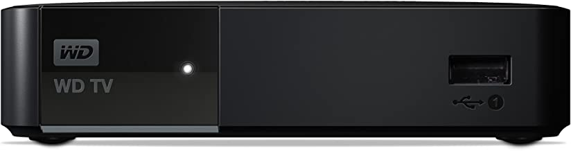 WD TV Media Player (WDBYMN0000NBK-HESN)