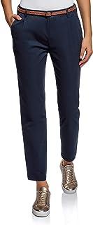 oodji Ultra Donna Pantaloni Basic Chino