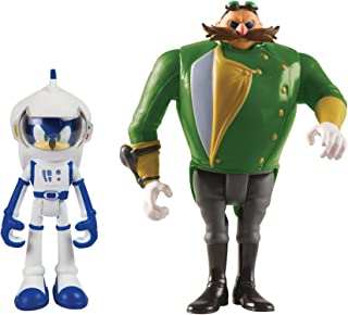SONIC Boom 2 Figure Pack, Spacesuit and Parallel Universe Villain