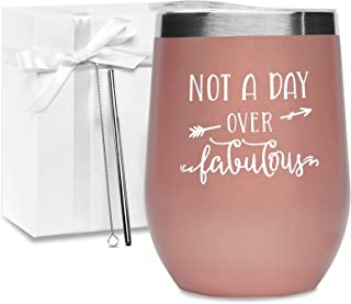 Gifts for Women -, for Women, Birthday Gifts for Women - Wine Themed Gifts - Coworker Gifts 40th 50th 60th 70th Birthday G...