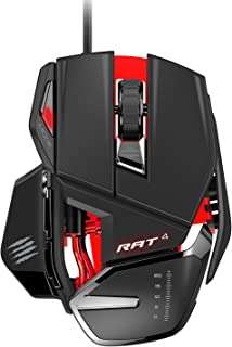 Mad Catz RAT 4 Ratón Óptico Gaming (PC)