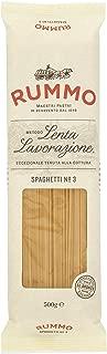 Rummo Lenta Lavorazione - Spaghetti (No. 3) (Pack of 5)