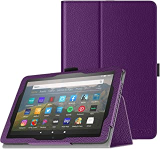 TiMOVO Folio Case for All-New Kindle Fire HD 8 Tablet (10th Generation, 2020 Release) and Fire HD 8 Plus Tablet, Slim Fold...