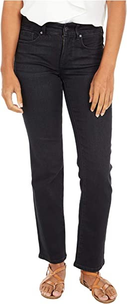 Petite Marilyn Straight Jeans in Glory