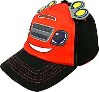 Toddler Boys Blaze and The Monster Machine Baseball Cap - 100% Cotton Age 2-5