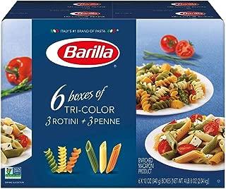 Product of Barilla Tri-Color Rotini and Penne, 6 pk./12 oz. [Biz Discount]