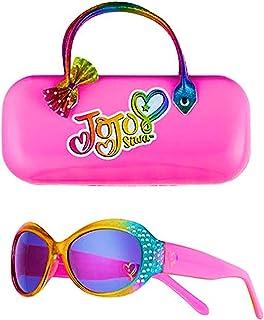 KIDS SUNGLASSES – GIRLS 100% UV SUNGLASSES W BONUS FUZZY HANDLE CASE, FROZEN, MINNIE, MOANA, TROLLS
